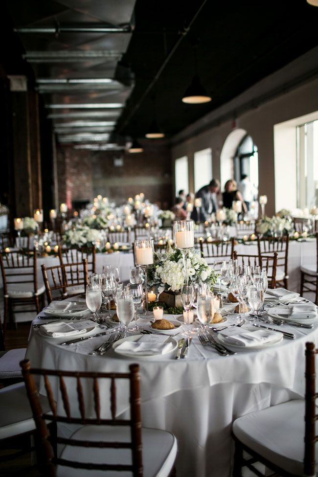 chic red hook brooklyn liberty warehouse wedding filled with billowy blooms true love brookelyn