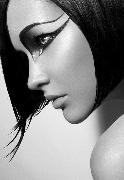 Make-up #Beauty