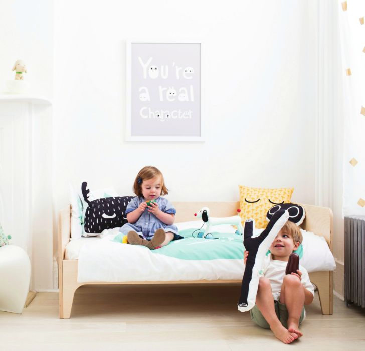 Here you are some inspiration to enjoy these Nordic-style rooms. We know that Scandinavian style has hooked us so every time we find one of those wonderful things we must share it with you. This time, we bring you some pictures from Natti Natti lookbook, a great children's bedding line. Inspired by Sweden's simplistic design […]