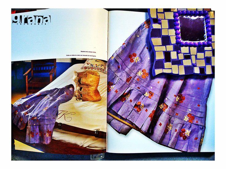 El Sábado 24 de Agosto vamos a descubrir la obra de Frida Kahlo a partir de la técnica del mosaico aplicada sobre espejos. Para más información escribir a nuestro inbox o a granatrencadis@gmail.com  Los esperamos!