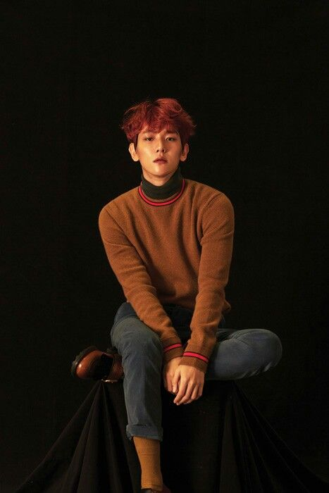 "EXO Website Gallery: ""For Life"" with Baekhyun (6/18) ♡"