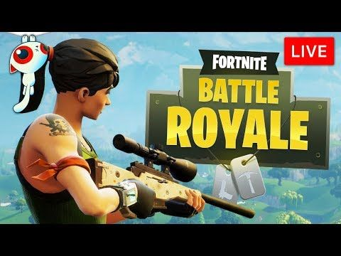 Казуальный PUBG  Fortnite: Battle Royale  ТОП-1 с Легендарной ракетницей https://youtu.be/9YrWfayTa_o