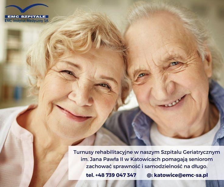 Sprawność seniora #emc #emcszpitale #rehabilitacja #senior