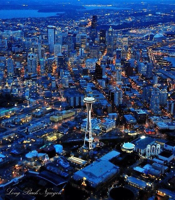 In love with Seattle