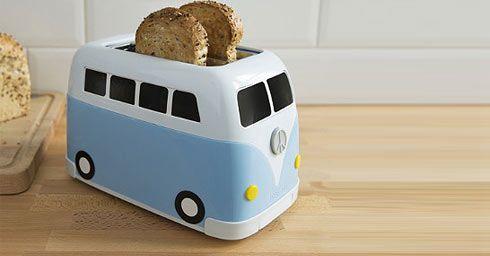 VW Broodrooster