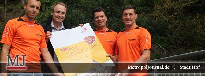 (HOF) 7. Radio-Euroherz Park & See-Lauf präsentiert sich mit neuer Streckenführung - http://metropoljournal.de/metropol_report/freizeit_sport/hof-7-radio-euroherz-park-see-lauf-praesentiert-sich-mit-neuer-streckenfuehrung/
