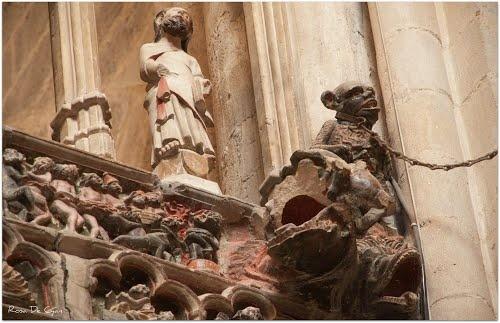 Trascoro de la Basílica Arciprestal Santa María la Mayor