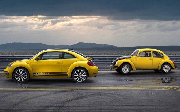 2014 Volkswagen Beetle GSR Starts at $30,790, DSG at $31,890 - MotorTrend WOT