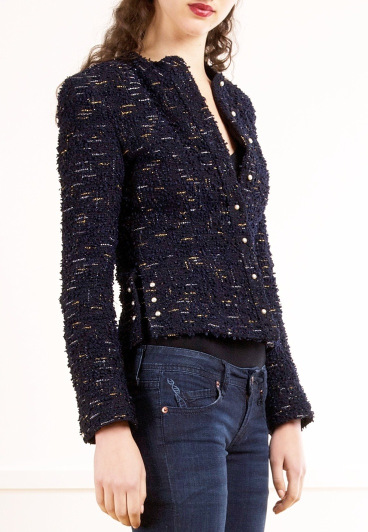 #CHANEL JACKET @Michelle Coleman-HERS