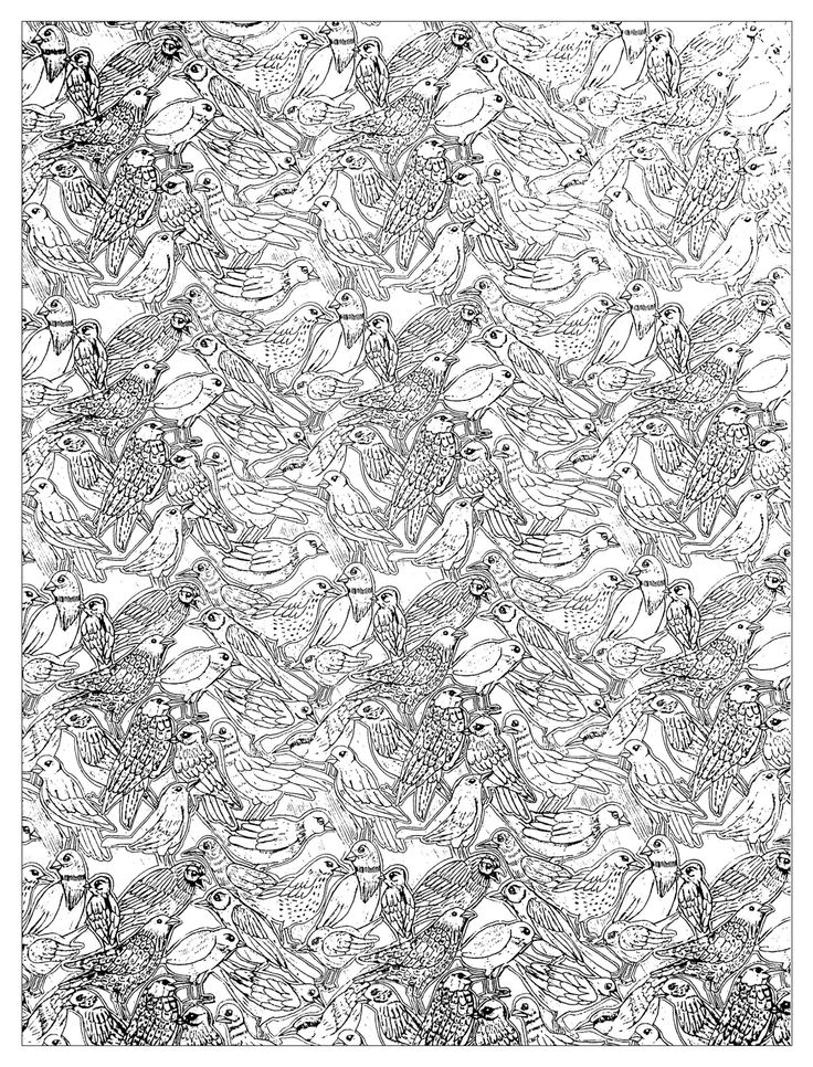 183 best Kolorowanki dla drosłych   coloring pages adult images on - new difficult pattern coloring pages