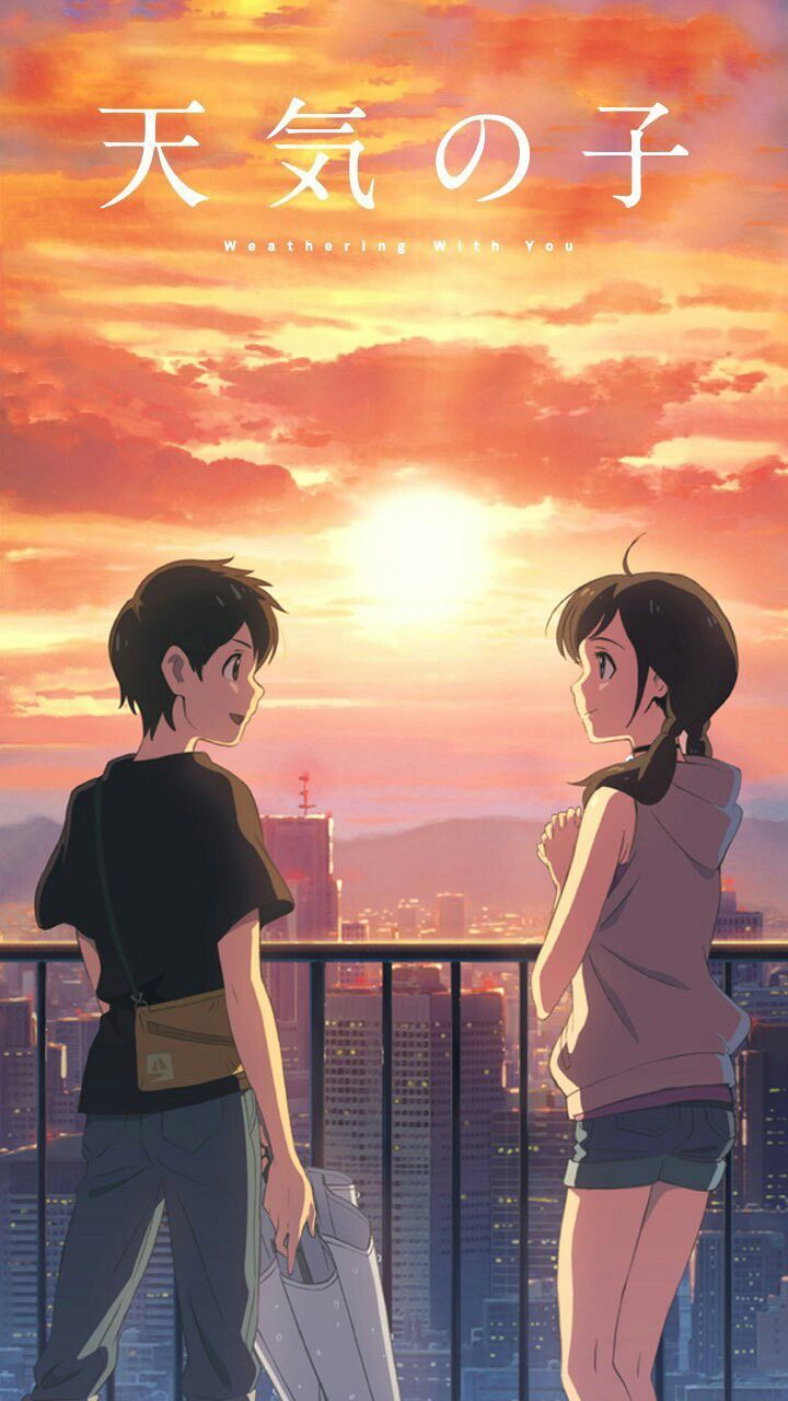 Most Best Anime Wallpaper Iphone Your Name Anime Movies Anime Wallpaper Anime Scenery