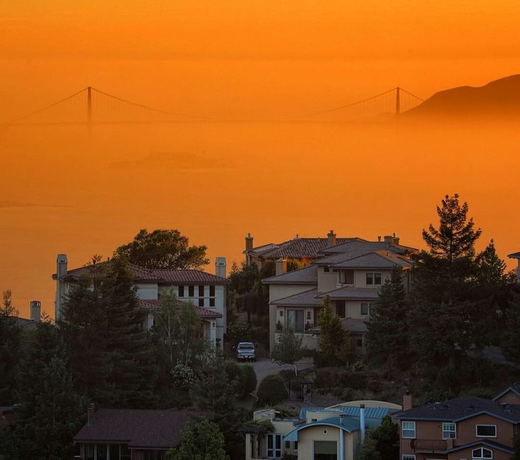 Scenic Grizzly Peak Vista by Vincent James Photography by San Francisco Feelings
