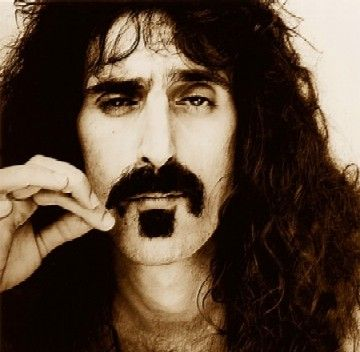 Frank Zappa was one of my earliest influences! I met him when I was 13 and had already been a fan for a while.