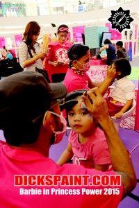 ace painting barbie jakarta barbie  #facepainting #facepainters #makeup #makeupjakarta #facepaintingjakarta #facepaintingkidsjakarta #girlspainting #cutegirls #bodypaintingkidsjakarta #dickspaint #kidsparty #kidsevent #barbieevent #barbiesuperpower #barbie #barbieinprincesspower #senayancity