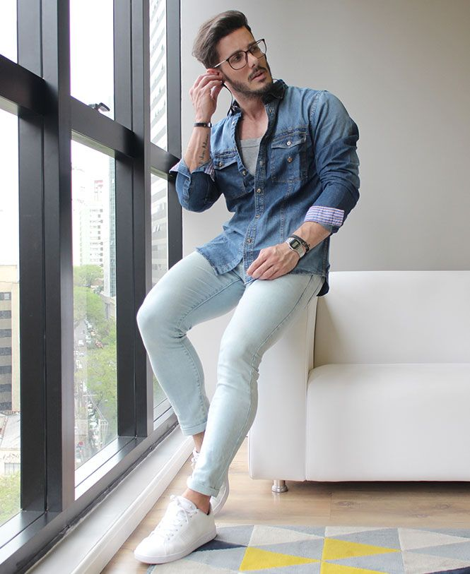 Moda masculina e beleza, sempre atualizado para homens com estilo.