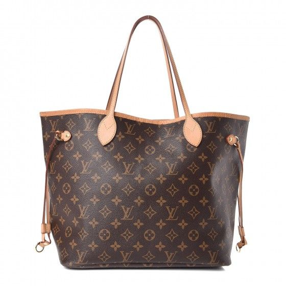 4bcb07912fc6 This is an authentic LOUIS VUITTON Monogram Neo Neverfull MM in Cerise  Cherry. This chic tote is finely crafted of signature Louis Vuitton  monogram on ...