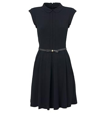 MARCS | Dresses - CREPE SLEEVELESS DRESS: Dresses Workwear, Sleeveless Dresses, Style Pinboard, Crepes Sleeveless, Le Truc