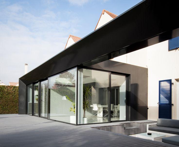 76 best Achterbouw images on Pinterest Backyard patio, Decks and