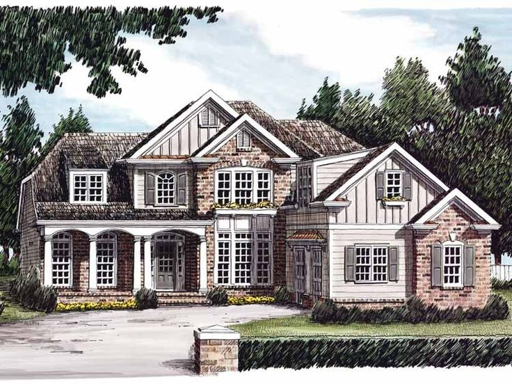 Eplans country house plan special appeal 2419 square for Dream country homes