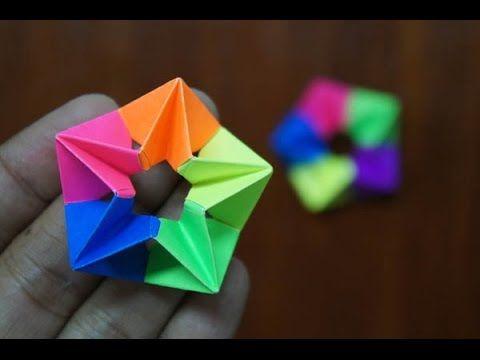Modular Complex Star Origami