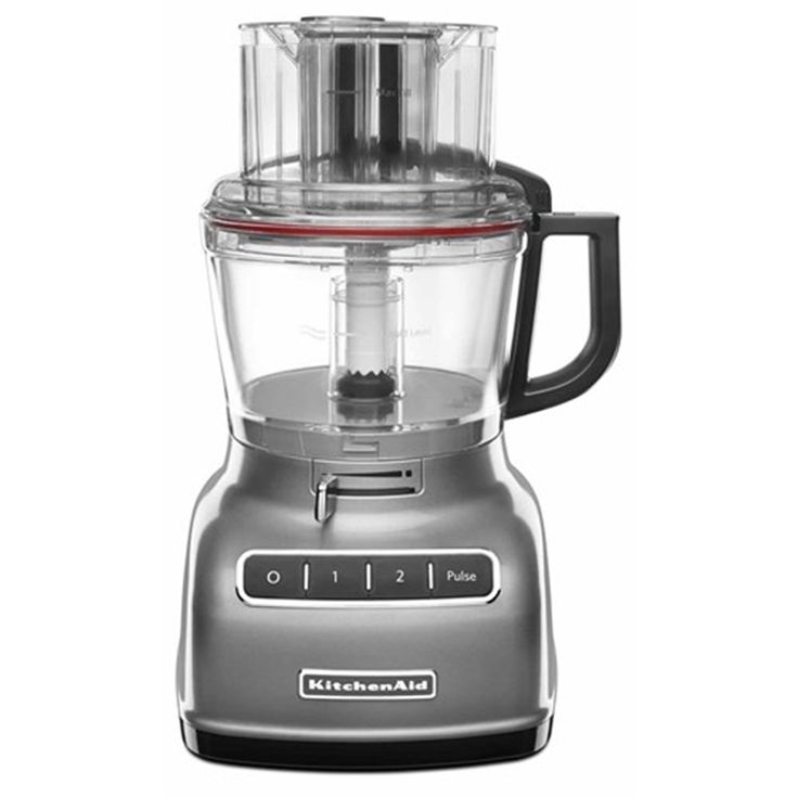 KitchenAid Artisan Food Processor with ExactSlice Contour Silver