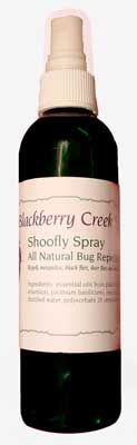 Shoo Fly All Natural Deer Fly Repellent Spray