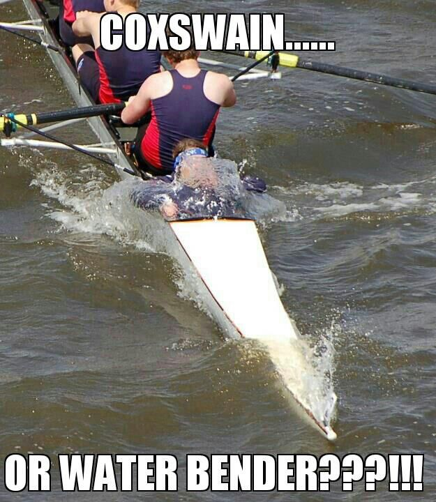 That one practice with the lightweights when I thought we were going to drown...