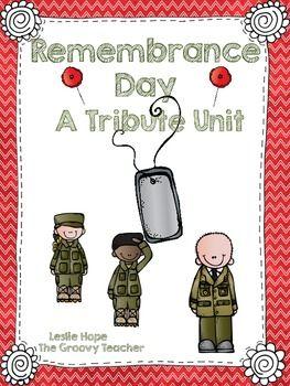 A Remembrance Day Unit