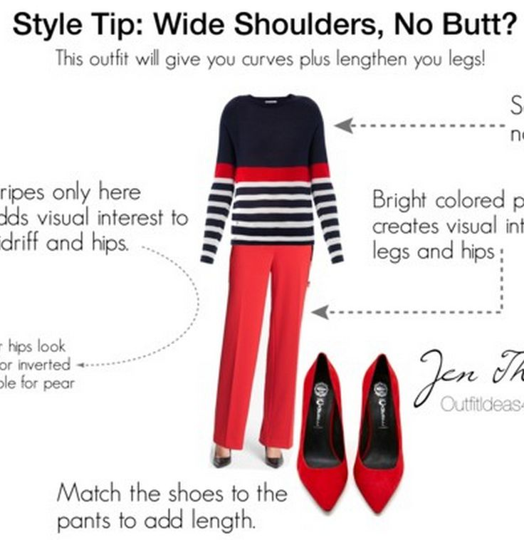 17 Best Images About What To Wear If You Are An Inverted
