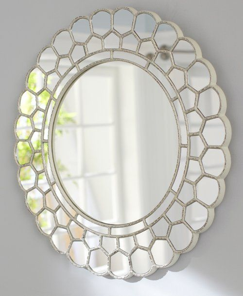Add a mirror or two, to your room it creates a feeling of space and the illusion of a bigger room