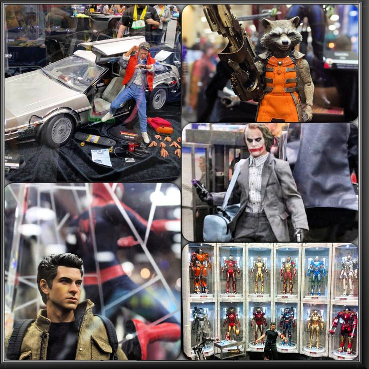 Heaps of SDCC 2014 Preview night photos are up on out website! Heaps of amazing new Hot toys are coming. www.bandteesandpopculture.com #HotToys #SDCC #sdcc2014 #Spiderman #backtothefuture #Joker #Iro #RocketRaccoon #bandteesandpopculture #ActionFigures #Toystagram #Instatoy #Collectables #ToyCommunity #Figures #ToyPops #JustAnotherToyGroup #ToyGlobal #ToySquad #ToyLife #ToyAdditct #ToyLeague #ToyCrewMelbourne  #ToyCollector #ToyCollecting #ActionFigures