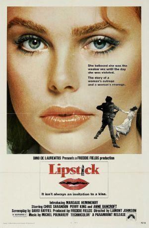 Lipstick movie poster