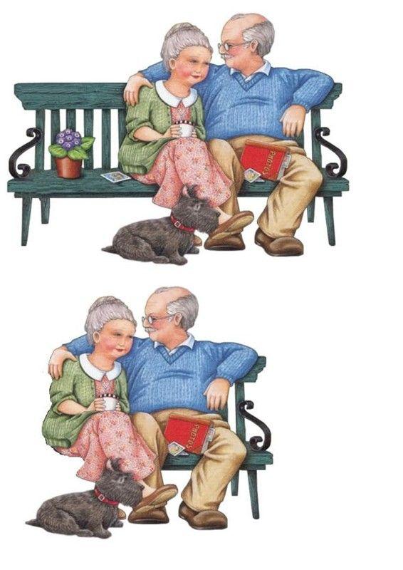 POUR NOS GRAND PARENTS