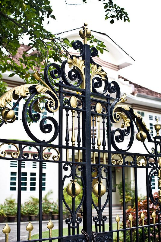 Gate Fence Design Malaysia Woodworking Projects Amp Plans