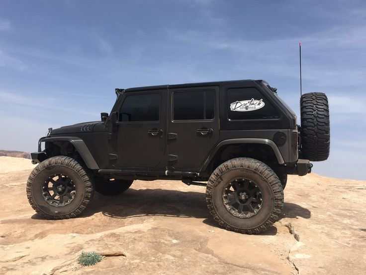 Doetsch Off-Road Custom Jeep Builds | Doetsch Off-Road Custom Jeep Parts & Accessories