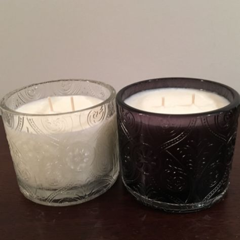 Double Wick Soy Candle
