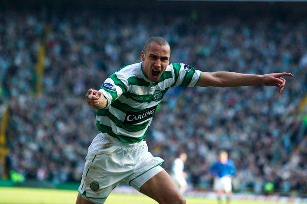 Celtic legend Henrik Larsson <3