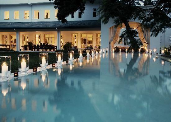 The Oyster Bay Hotel Tanzinia