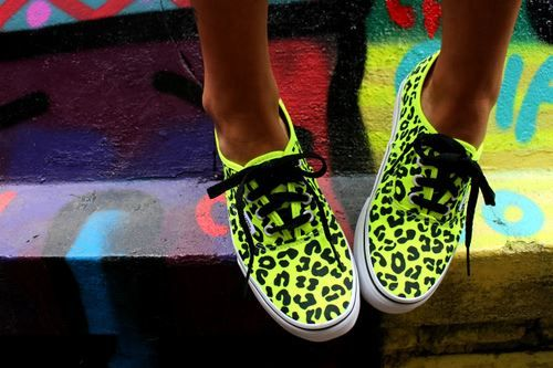 <3 I just bought some vans like this! Love them<3