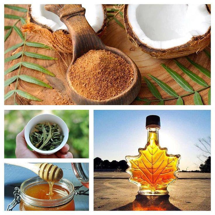 Натуральный сахар: ТОП 5 - Мед. - Стевия. - Кленовый сироп. - Кокосовый сахар. - Шуганат. Что вы используете чаще? ------------------------------------------ Natural sugar: TOP 5 - honey. - stevia. - maple syrup. - coconut sugar. - cane sugar. #diabetes #diabetesstudio #diabetic #diabet #t1d #диабет #диабетстудия by diabetes_studio