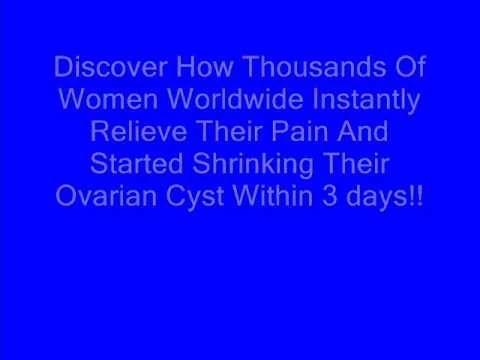 ovarian cyst fertility