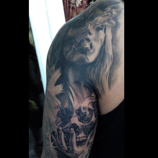 Find Tattoo Artist: CARLOS TORRES MY FAVORITE TATTOO