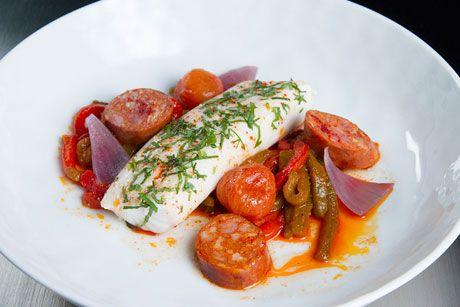 Make Daniel Boulud's Top Chef Canada Cod Basquaise at Home
