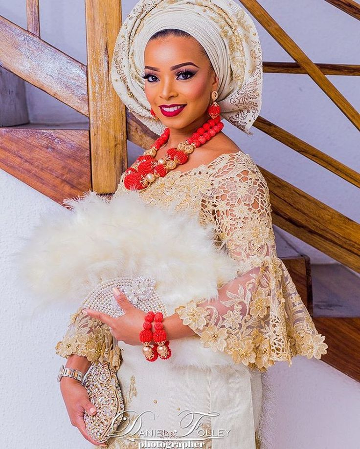 The brighter days starts with beautiful things,  Stephanie on her second outfit by @izoraonline  planned by @adejokeogundana makeup @Beautybyqueen #goodmorninginstagram #danielfolleyweddings #lovefamily #sj2016