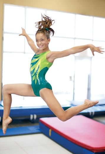 Shop Gymnastic Solutions for the latest gymnastic styles designed to impress.