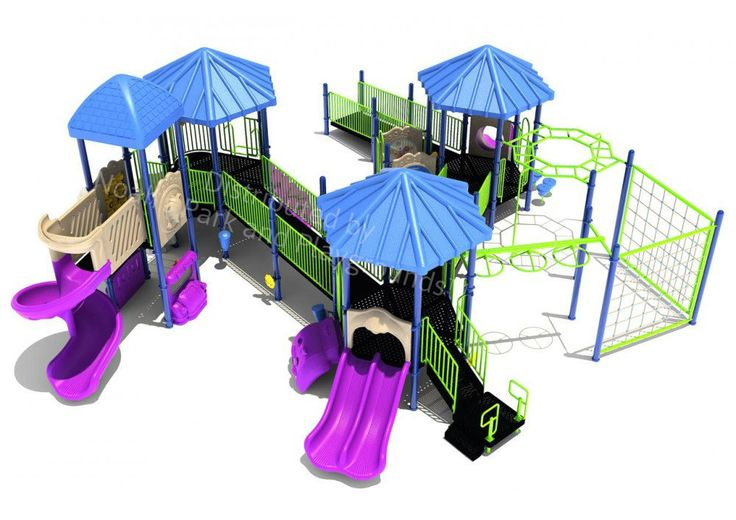 Noahs Park and Playgrounds - Quakers Fully Accessible Structure, The Quakers Fully Accessible Structure would make a great addition to your school, HOA, or childcare playground! It features ADA ramps for wheelchair accessiblity and is designed for children ages 5-12 of all abilities. Equipped with slides, climbers and panels, the kids in your community are sure to have a blast! (http://www.noahsplay.com/ada-equipment/ada-structures/quakers-fully-accessible-structure/)