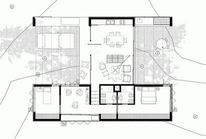 House Architecture Rifa G'07 / Villalba, Rudolph, Vila, López, Canén, Apolant, Martinez