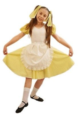 World-Book-day-Girlswear-Fairytales-GOLDILOCKS-BUDGET-02-Costume-All-Ages