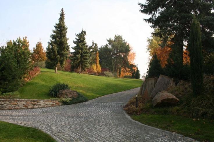 residental design in Dunakeszi www.gardenworks.hu
