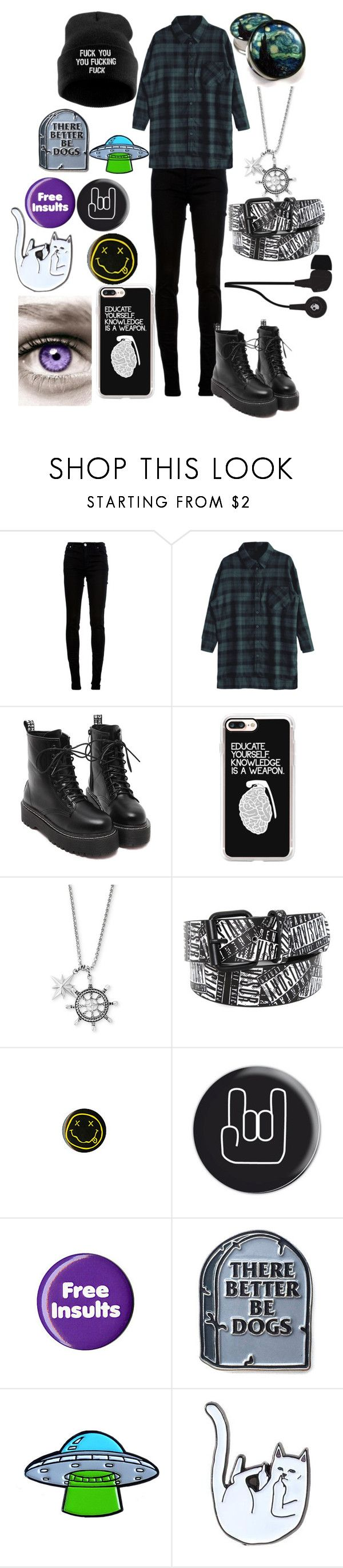 "f64cb75b2ea22a139b8dd5f397ebf494 - ""Untitled #727"" by dino-satan666 ❤ liked on Polyvore featuring dVb Victoria Be..."